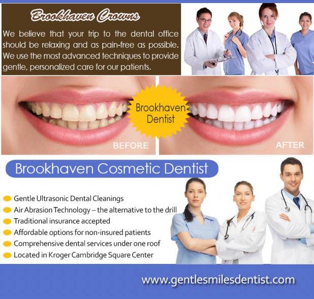 Cheap Dental Crowns Near Brookhaven